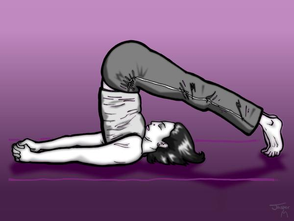Halasana // 16:9 // digital composition // 2009 // 5477 views